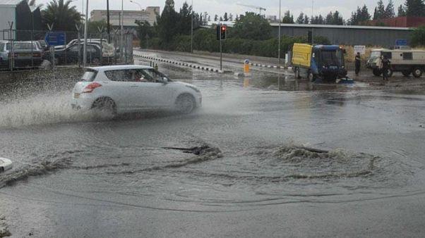 Κύπρος: Τουλάχιστον 4 νεκροί από τις πλημμύρες στα Κατεχόμενα