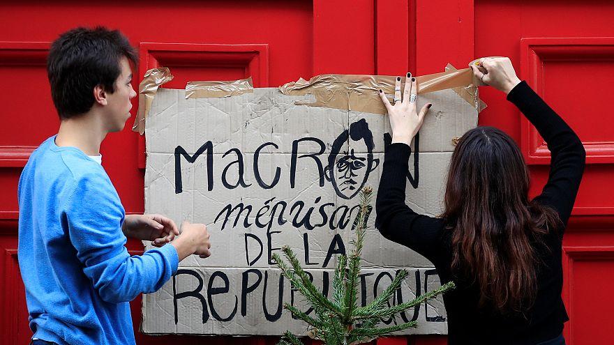 Αντιμέτωπη με πρόταση μομφής η γαλλική κυβέρνηση