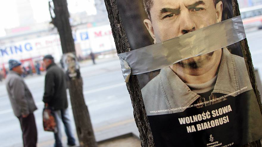 """Freedom of expression """"at lowest point for 10 years"""", says report"""