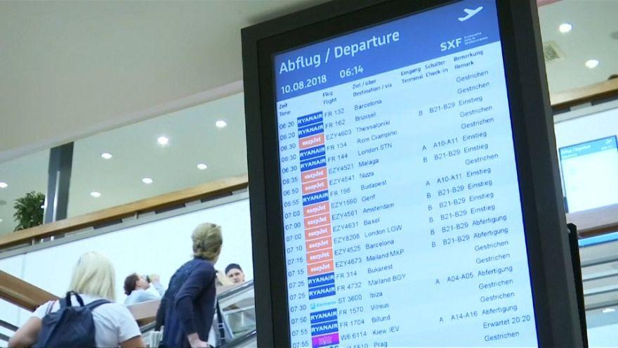 Avrupa Birliği'nde hava yolu yolcu sayısı 1 milyarı aştı