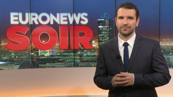 Euronews Soir : l'actualité du jeudi 6 décembre