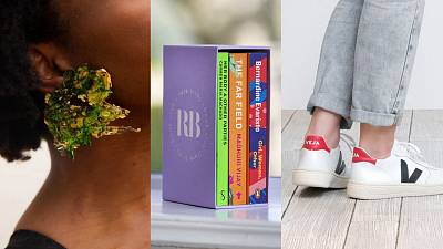 From jewellery to books to trainers - we have the best high-end gifts to give this year.
