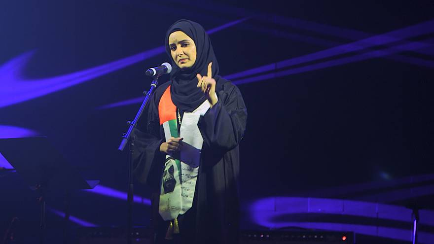 Musicians & poets celebrate storytelling at UAE Hekayah event