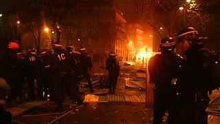 Protests turned violent leaving four people dead and hundreds more injured
