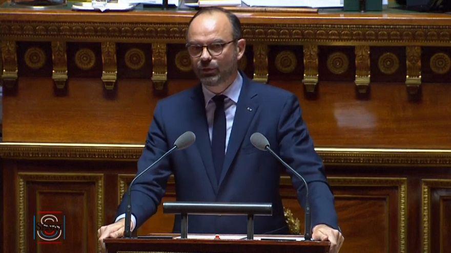 Motion de censure contre le gouvernement Philippe