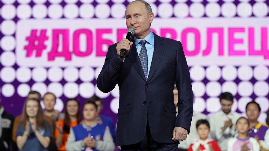 بوتين: روسيا ستنتج صواريخا محظورة إذا انسحبت أمريكا من المعاهدة النووية