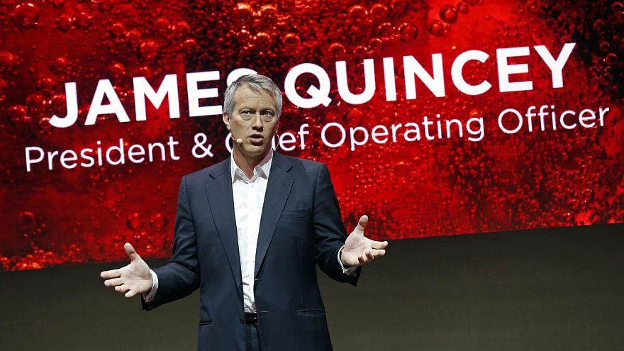 Coca Cola CEO'su Muhtar Kent'in yerine James Quincey geliyor