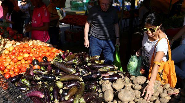 Küresel gıda fiyatları 2016'dan bu yana en düşük seviyede