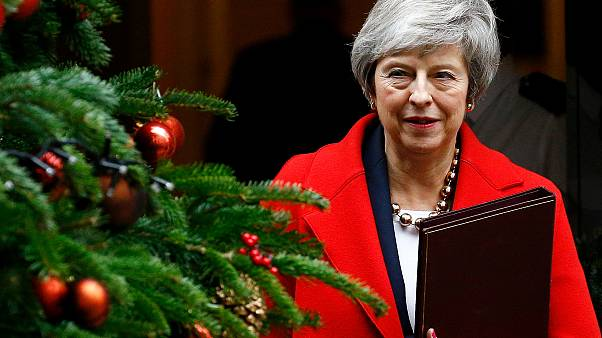 ماي: تصويت البرلمان على اتفاق بريكست سيجرى في موعده