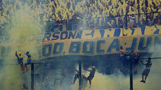 """إسبانيا تمنع أرجنتينياً """"مشاغباً"""" من دخول البلاد لحضور مباراة ريفر-بوكا"""