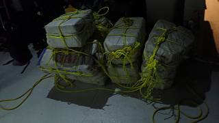 Bundles of cocaine seized in Saint Martin on Dec 3, 2018