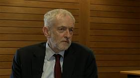 Global Conversation: Jeremy Corbyn on Brexit Britain and border backstops