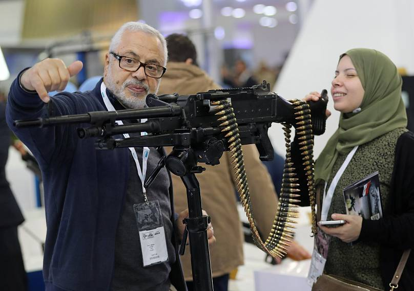 رويترز / محمد عبد الغني
