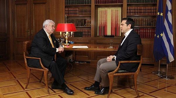 Αλ Τσίπρας: Σημαντικός τομέας στις ελληνορωσικές σχέσεις η ενεργειακή συνεργασία