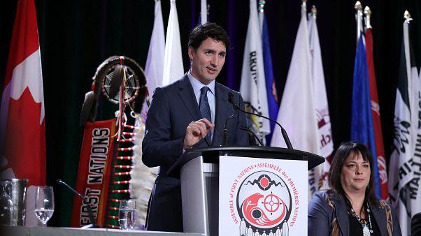 Trudeau: Huawei yöneticisinin gözaltına alınması için müdahale etmedik
