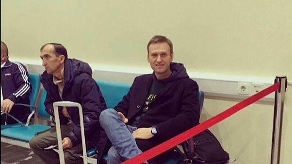 Навальный выиграл суд у приставов