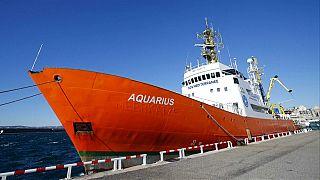 Fin del Aquarius, Médicos sin Fronteras y SOS Méditerranée dejarán de utilizar este barco