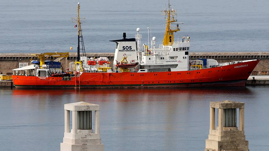 MSF y SOS Mediterranée forzados a abandonar el Aquarius