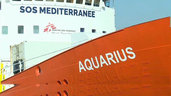 """Rettungsschiff """"Aquarius"""": """"Wir kommen wieder"""""""
