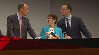 ¿Quién sucederá a Angela Merkel?