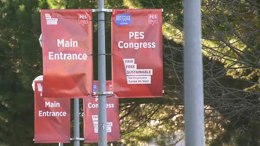 Progresszív üzenetekkel indul az európai szocialisták kongresszusa
