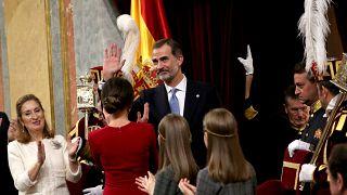 Spanien feiert 40 Jahre Verfassung