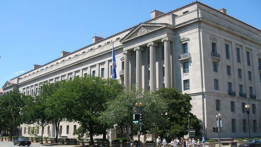 کاخ دادگستری آمریکا