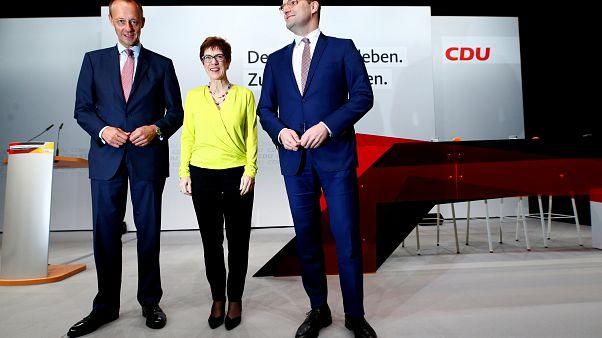 Αλλαγή ηγεσίας στο CDU