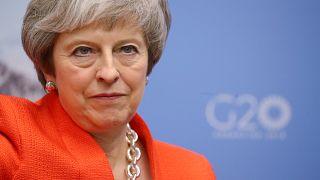 ¿Cuáles son las opciones de May si el Parlamento británico rechaza su acuerdo de Brexit?