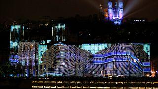 Festa delle Luci: Lione si illumina di mille colori