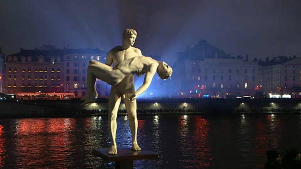Das Lichterfest erleuchtet Lyon
