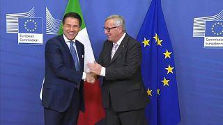 OE2019: Itália tenta evitar sanções da UE