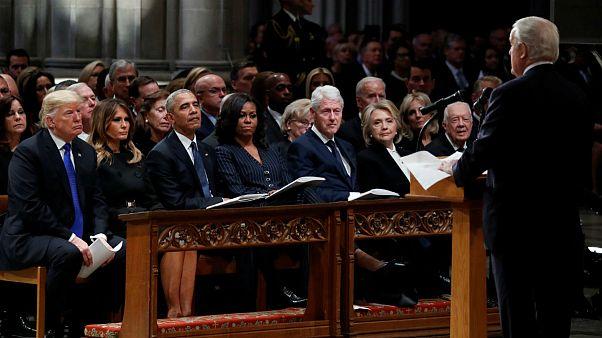 راهبرد جدید آمریکا؛ از نظم نوین جهانی جرج بوش تا نظم نوین لیبرال ترامپ