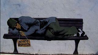 Spagna: prima retrospettiva dedicata a Banksy