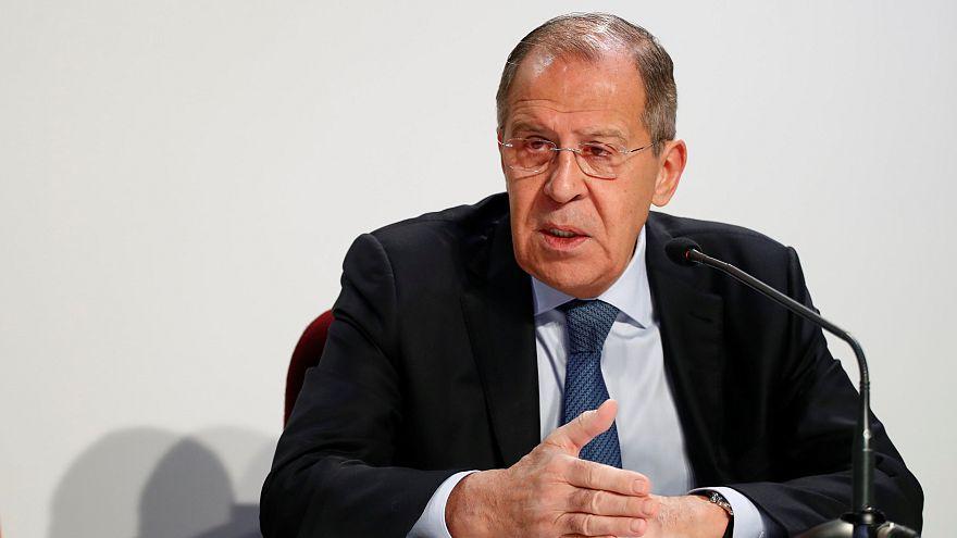 Сергей Лавров на пресс-конференции после СМИД ОБСЕ