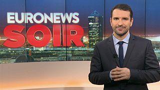 Euronews Soir : l'actualité du lundi 10 décembre