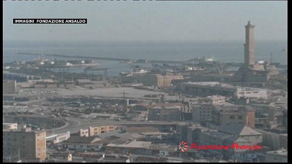 La sinfonia industriale di Genova