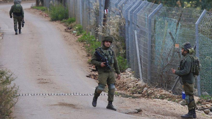 İsrail Lübnan sınırı