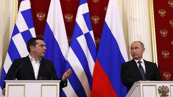 Yunan Başbakanı Çipras'tan Putin'e: Türkiye'ye S-400 satışından endişeliyiz