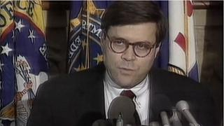 Trump says he will nominate William Barr as next US attorney general