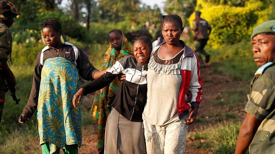 Kongo'da Ebola bölgesinde milisler 18 sivili öldürdü