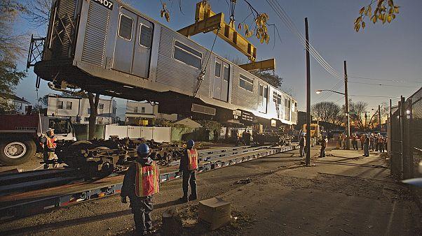 New York metrosunun yenilenmesi için 'esrar serbest olsun' önerisi