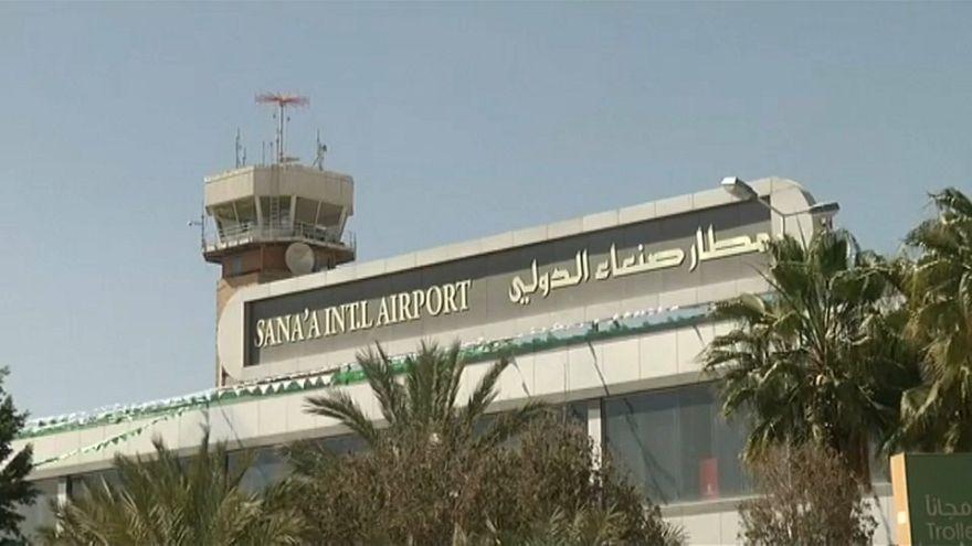 BM barış görüşmeleri: Husiler, Sana'daki havaalanının yeniden açılmasına karşı çıktı