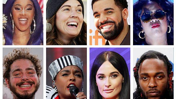 Grammy 2019: Λαμάρ και Ντρέικ σάρωσαν τις υποψηφιότητες