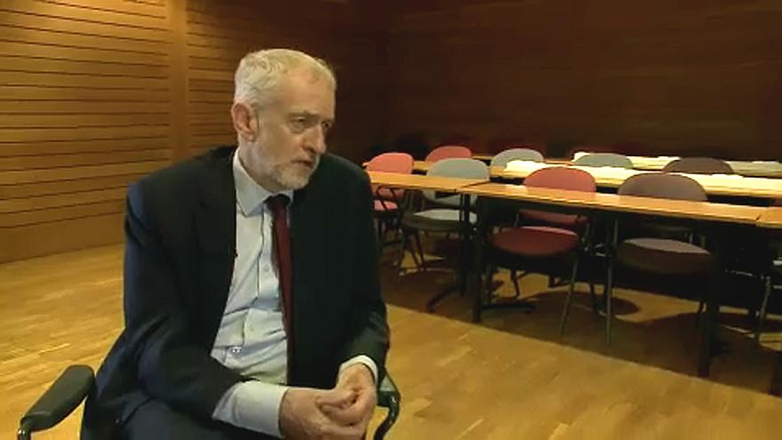 Corbyn: remélem elbukik a brexit megállapodástervezete