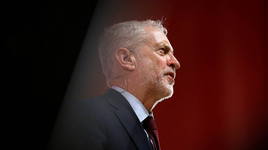 "Jeremy Corbyn: ""Mit Labour gäbe es keinen Backstop"""