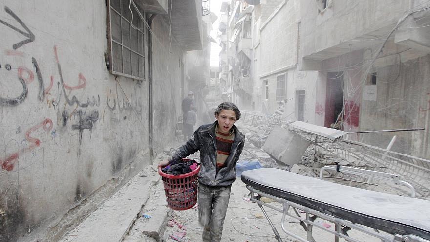 أمريكا تحذر روسيا من العبث بموقع هجوم كيماوي مزعوم في سوريا