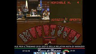 Manovra: passa la fiducia alla Camera con 330 sì