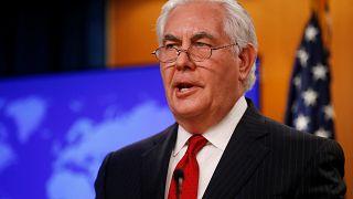 Trump'tan eski Dışişleri Bakanı'na: Kaya gibi aptaldı