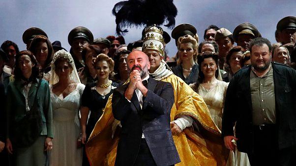 """Ovation pour """"Attila"""" pour l'ouverture de la saison à la Scala de Milan"""
